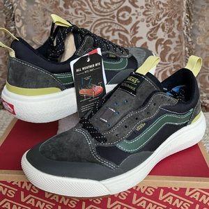 Vans Ultrarange Exo Mte Black Olive/Black WMNS